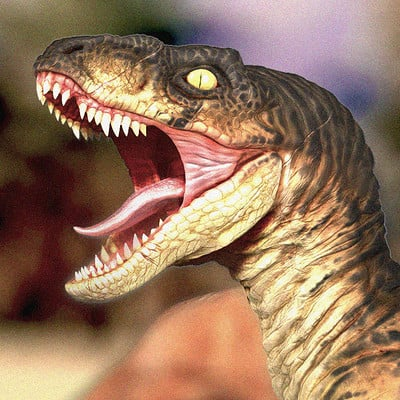 Bradley atkinson raptor 2