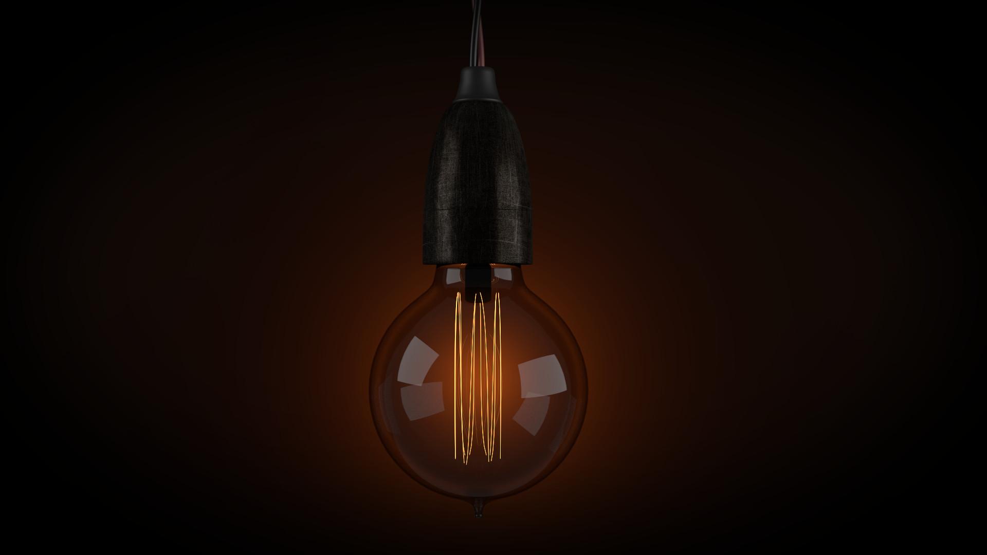 Artstation Edison Lightbulb Coco Aesthetic