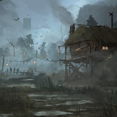 Mateusz michalski swamp