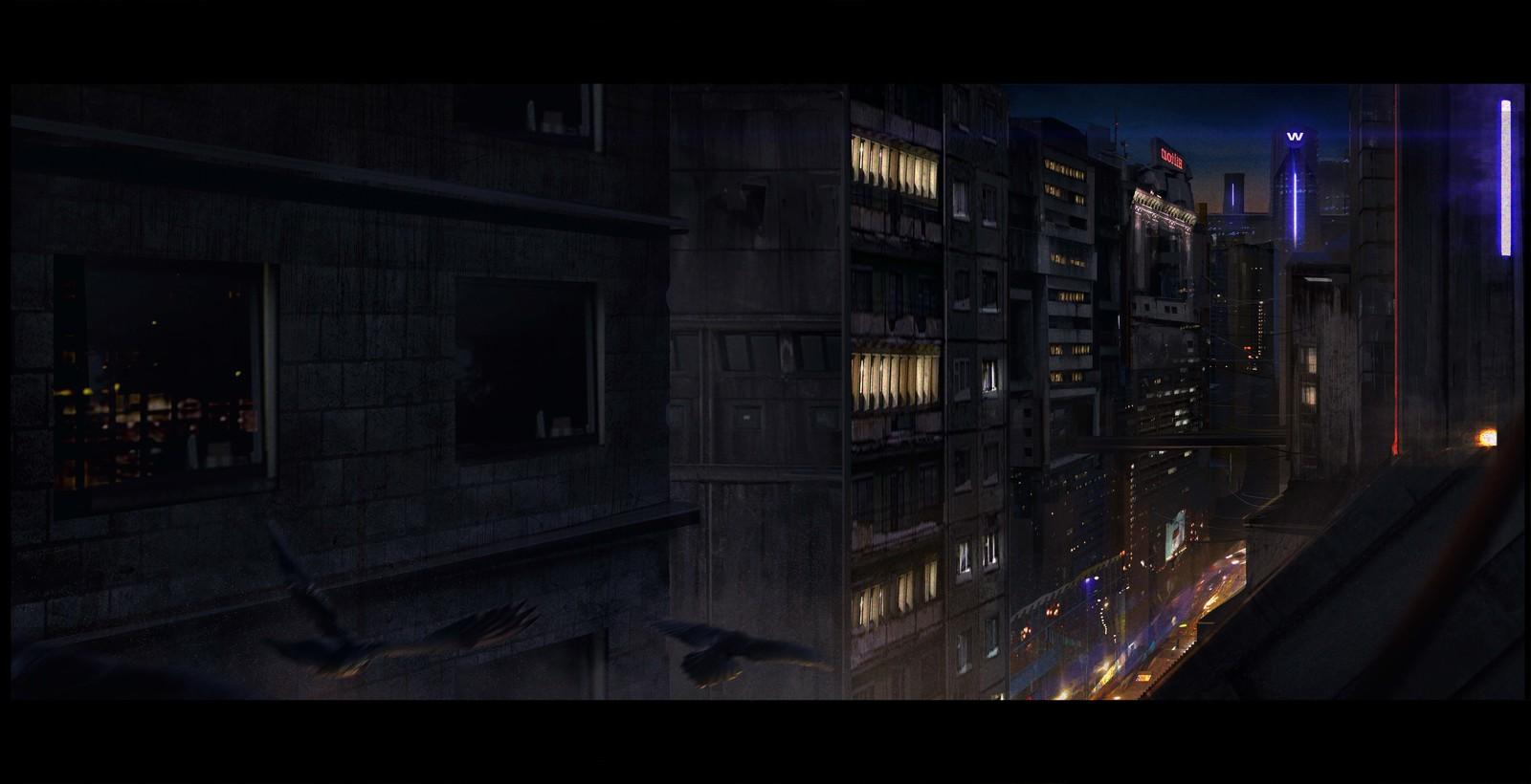 Aquino Apartment