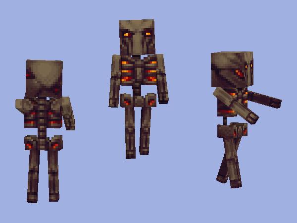 ArtStation - Minecraft skins, Wendy de Boer