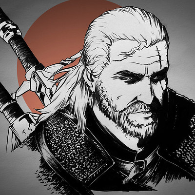 Nicofari farinasso geralt of rivia by nicofari d9d5dkh
