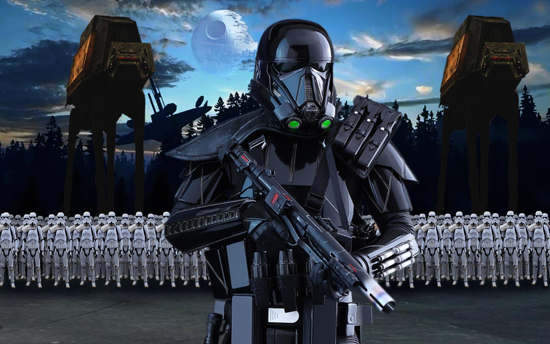 ArtStation - Star Wars Rogue One