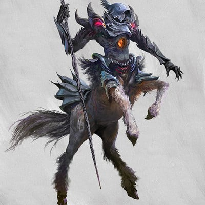 Ahmed rawi centaurs