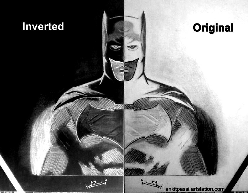Invert - The Dark Knight