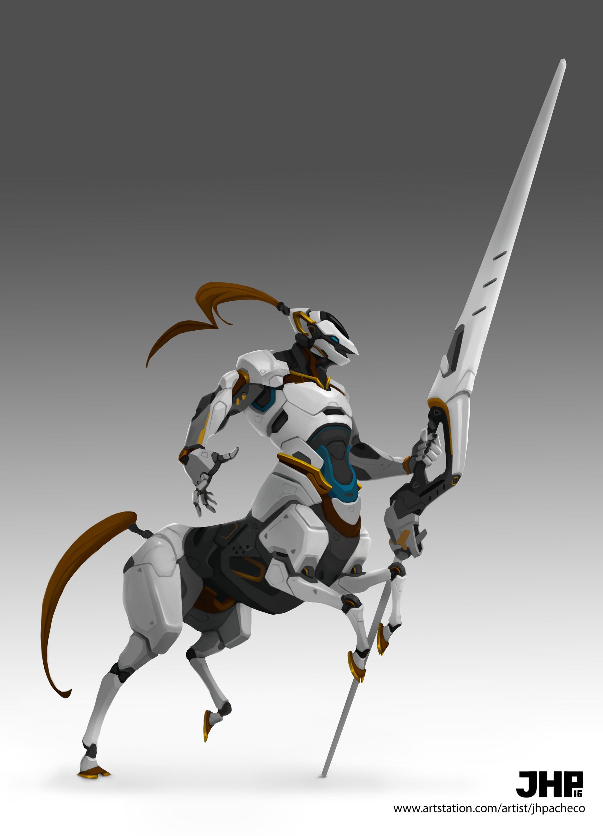 Joao henrique pacheco centauro