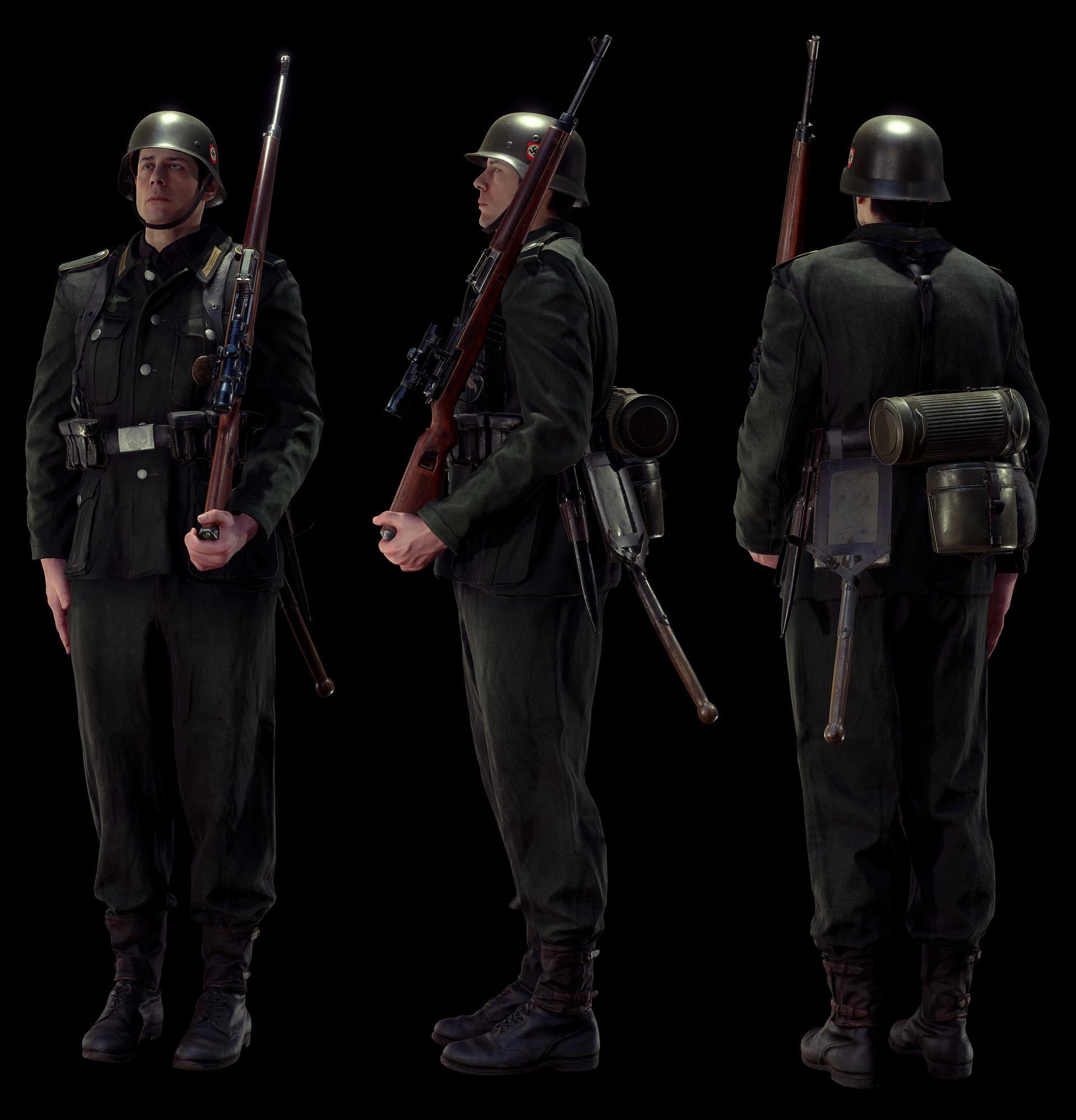 Stirling rank wehrmacht g43 highres