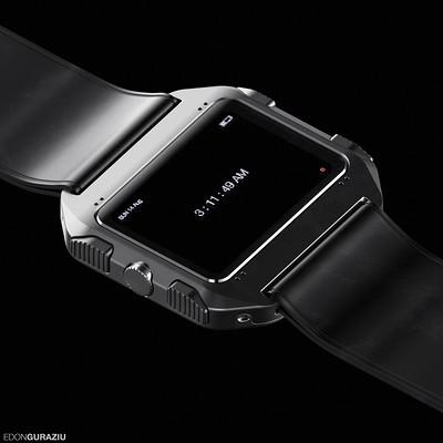 Edon guraziu watchdesign001