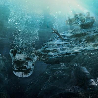 Andreas bazylewski underwaterw artstation
