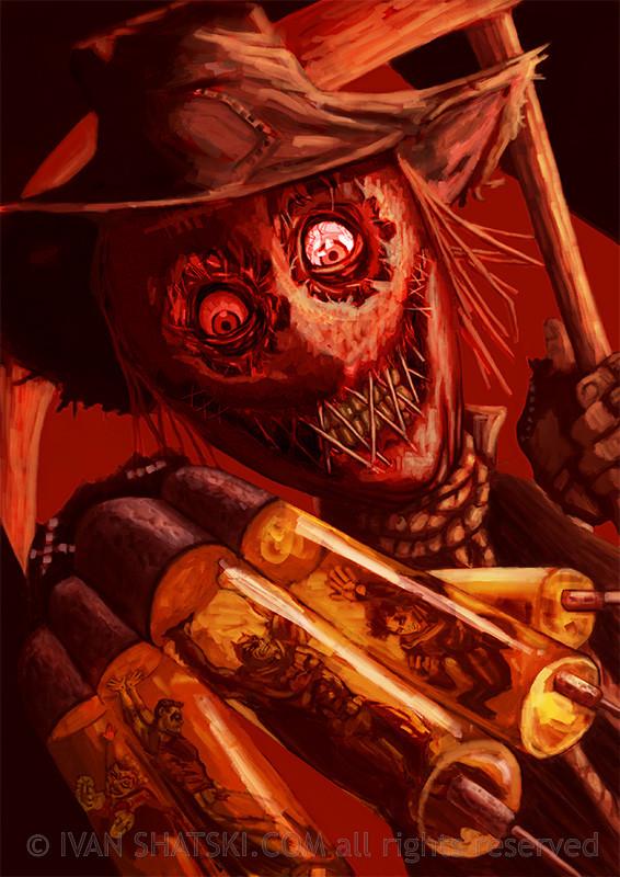 Ivan shatski scarycrow chico