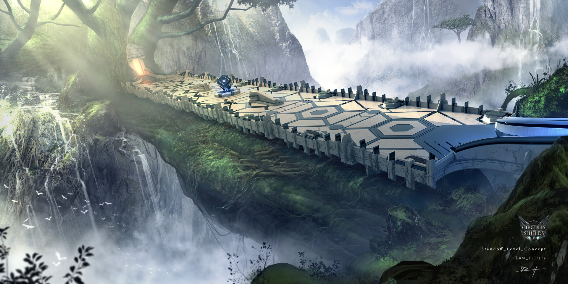 Daniel pellow grand tree gorge level concept 3 3 no pillars final