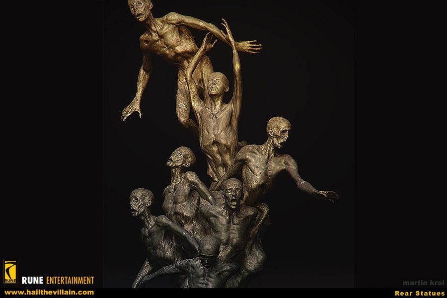 Martin krol htv statues 01