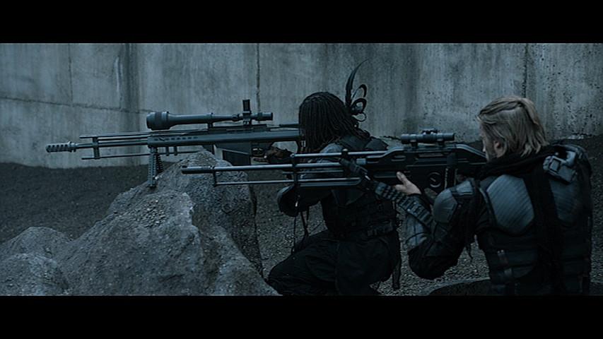 Oblivion - frame from the film