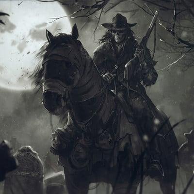 Denys tsiperko ghost rider 11