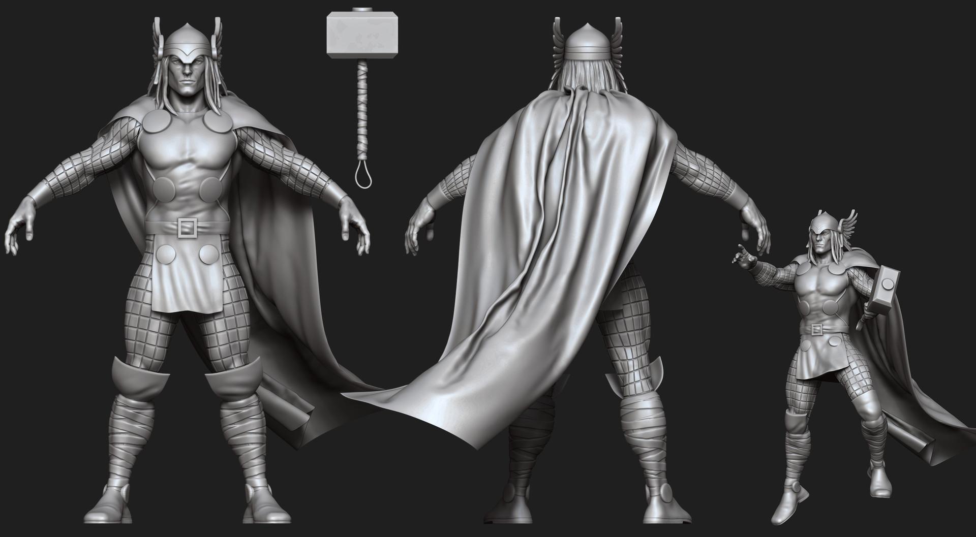 Spyridon boviatsos thor