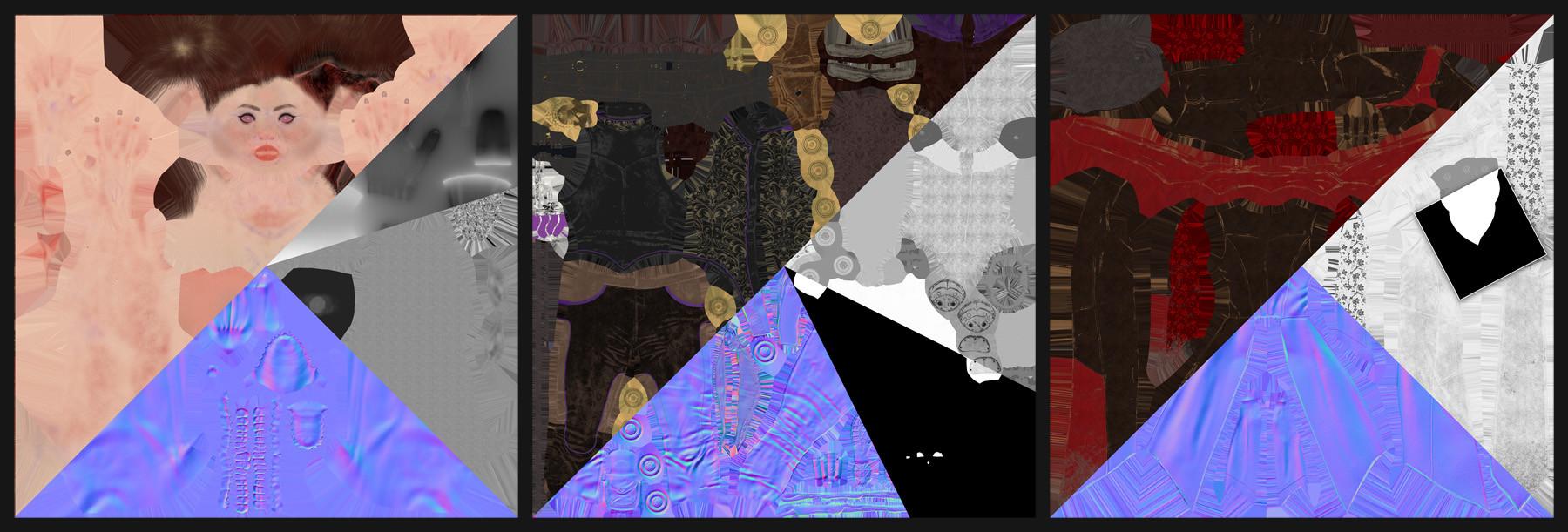 Adrina wennstrom textures