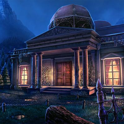 Rob smyth observatory front entrance