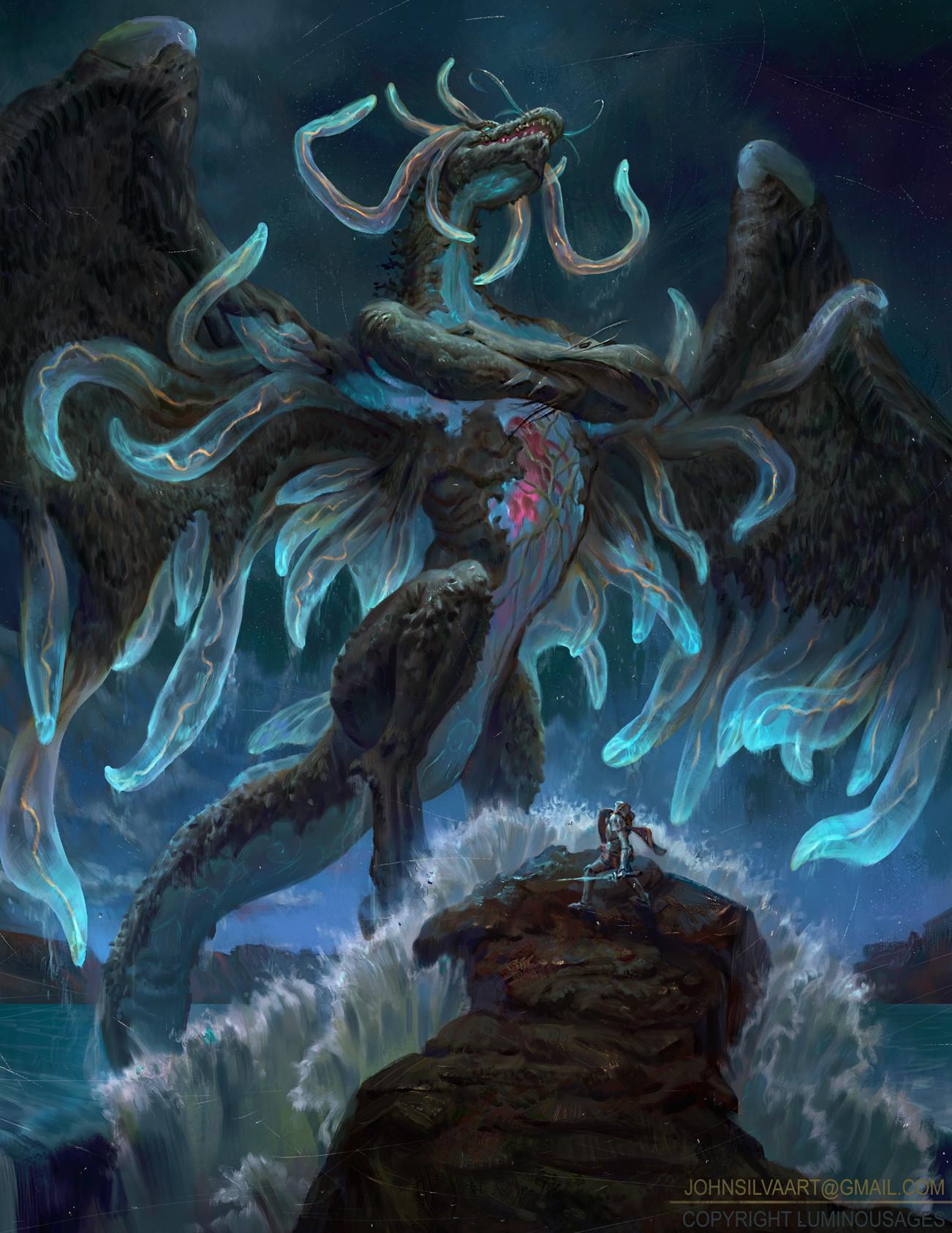 John silva water dragon final fb
