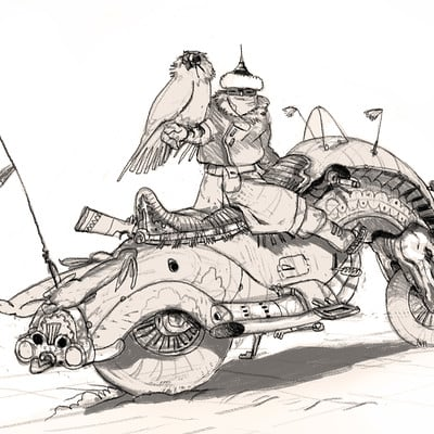Victorin ripert mongol