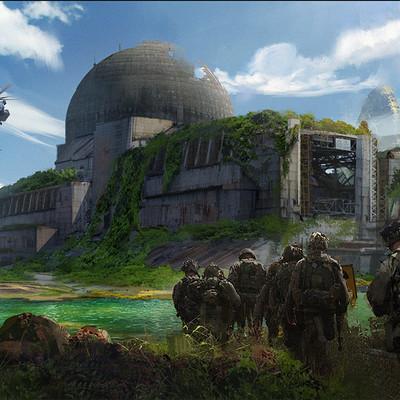 Eddie mendoza abandoned uranium facility