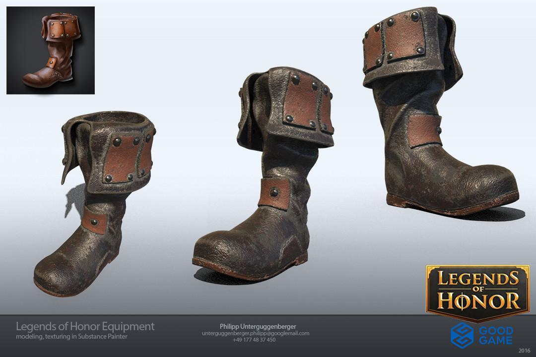 icon equipment (boot)