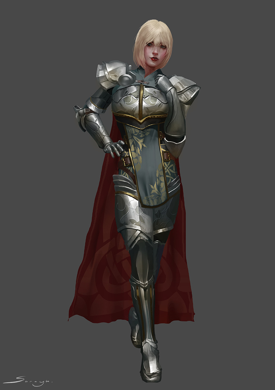 Character Concept Design 1