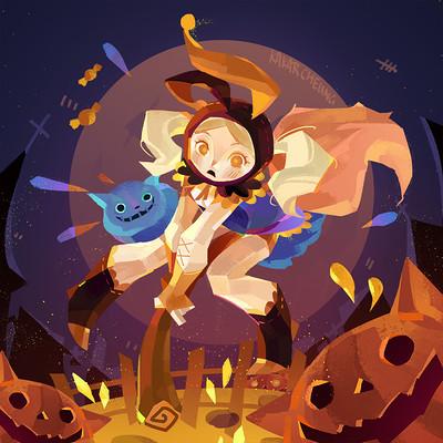 Kakar cheung alice in halloween