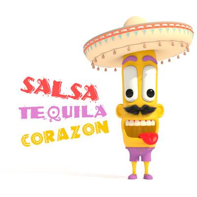 Salsa Tequila Mexican Bean