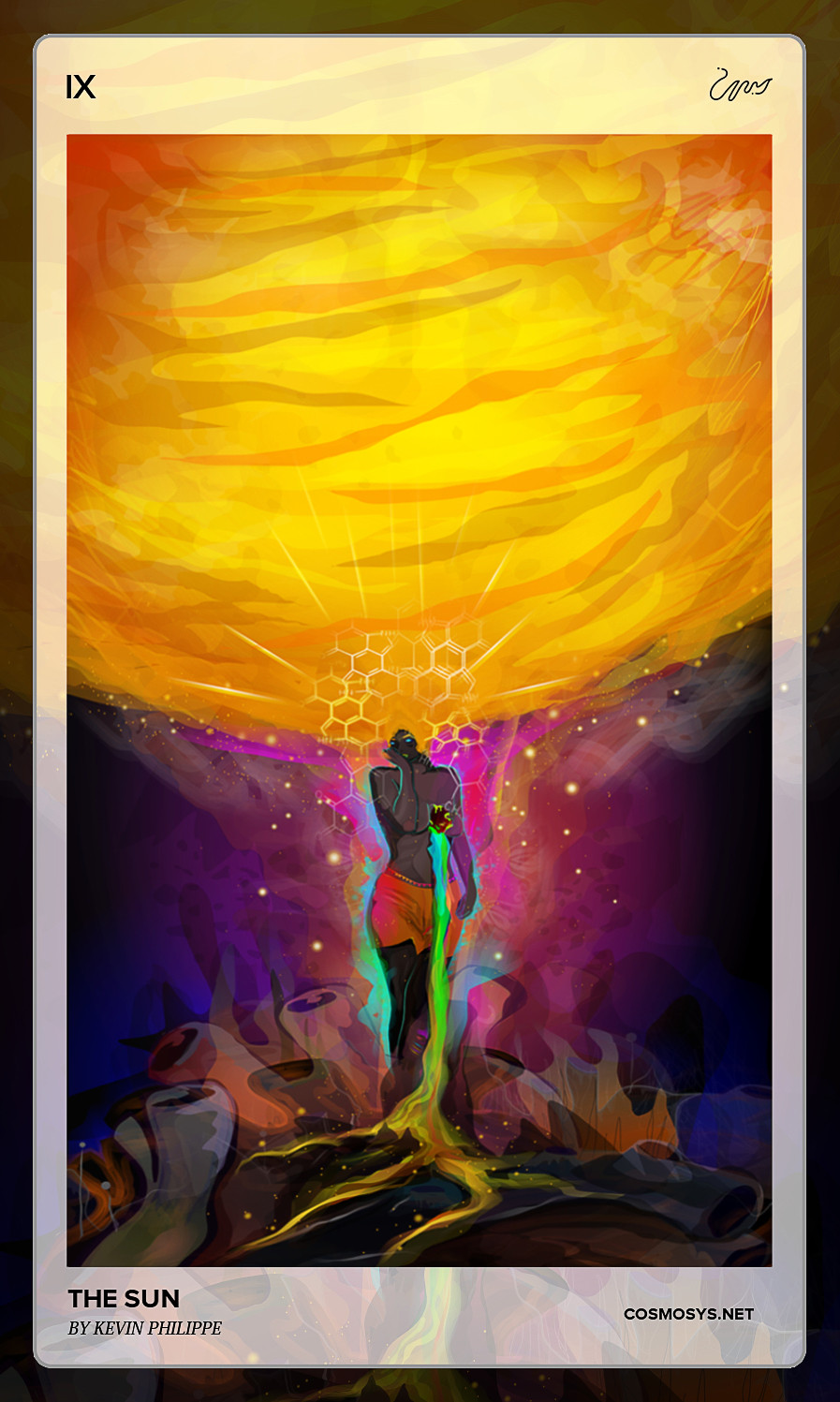 Kevin philippe cos xx tarot template the sun by ixnivek dajrwrj