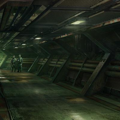 Kenneth camaro old corridor final