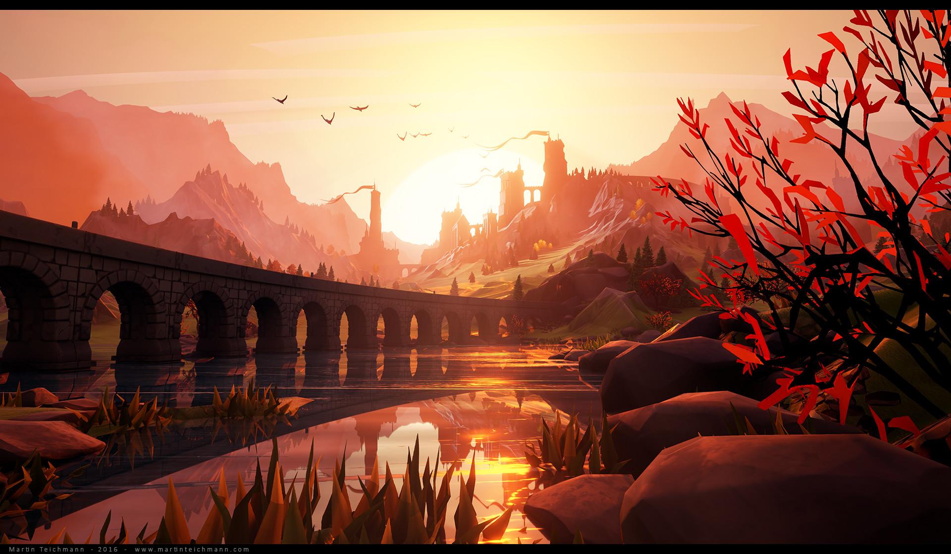 Martin teichmann sunrise landscape 03