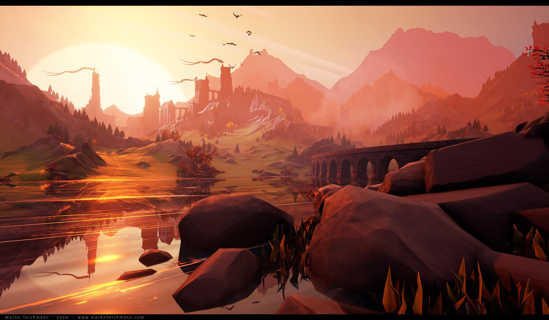 Martin teichmann sunrise landscape 02