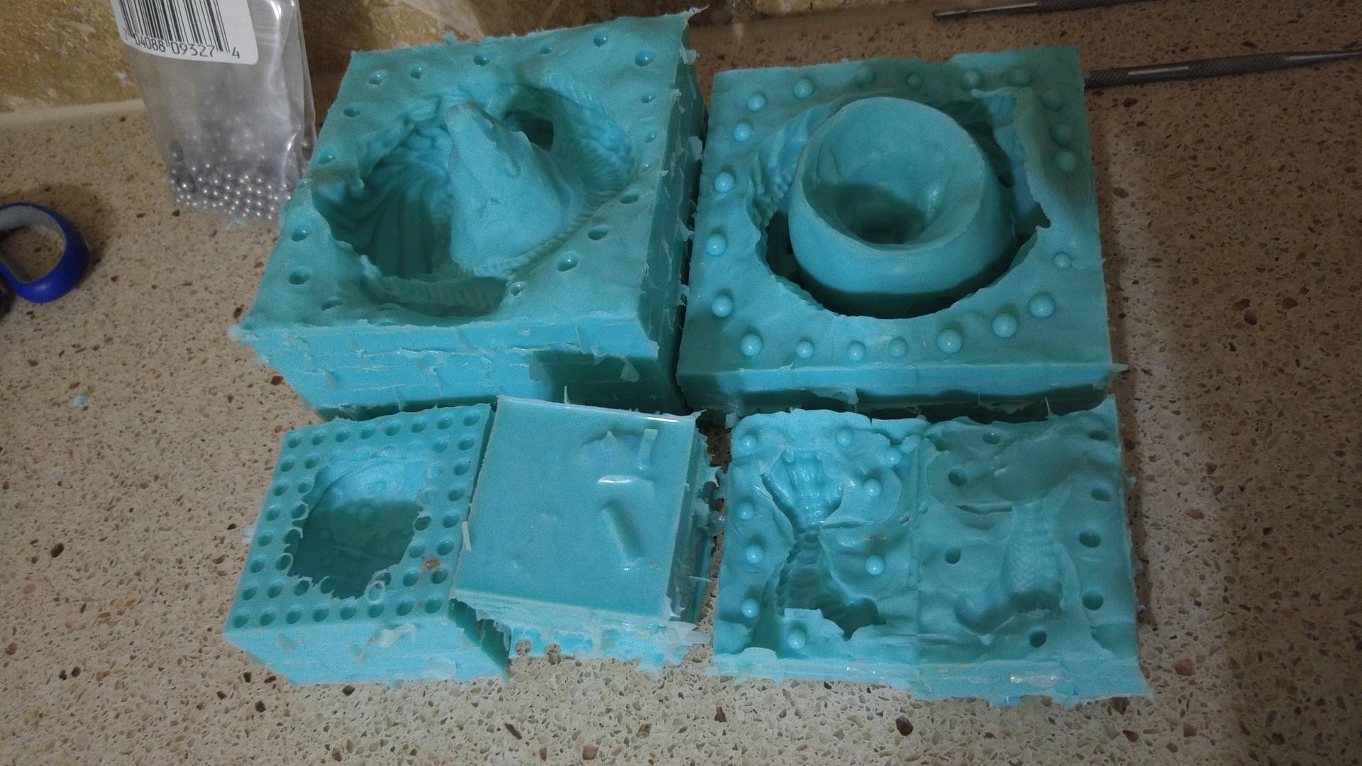 Molds I created