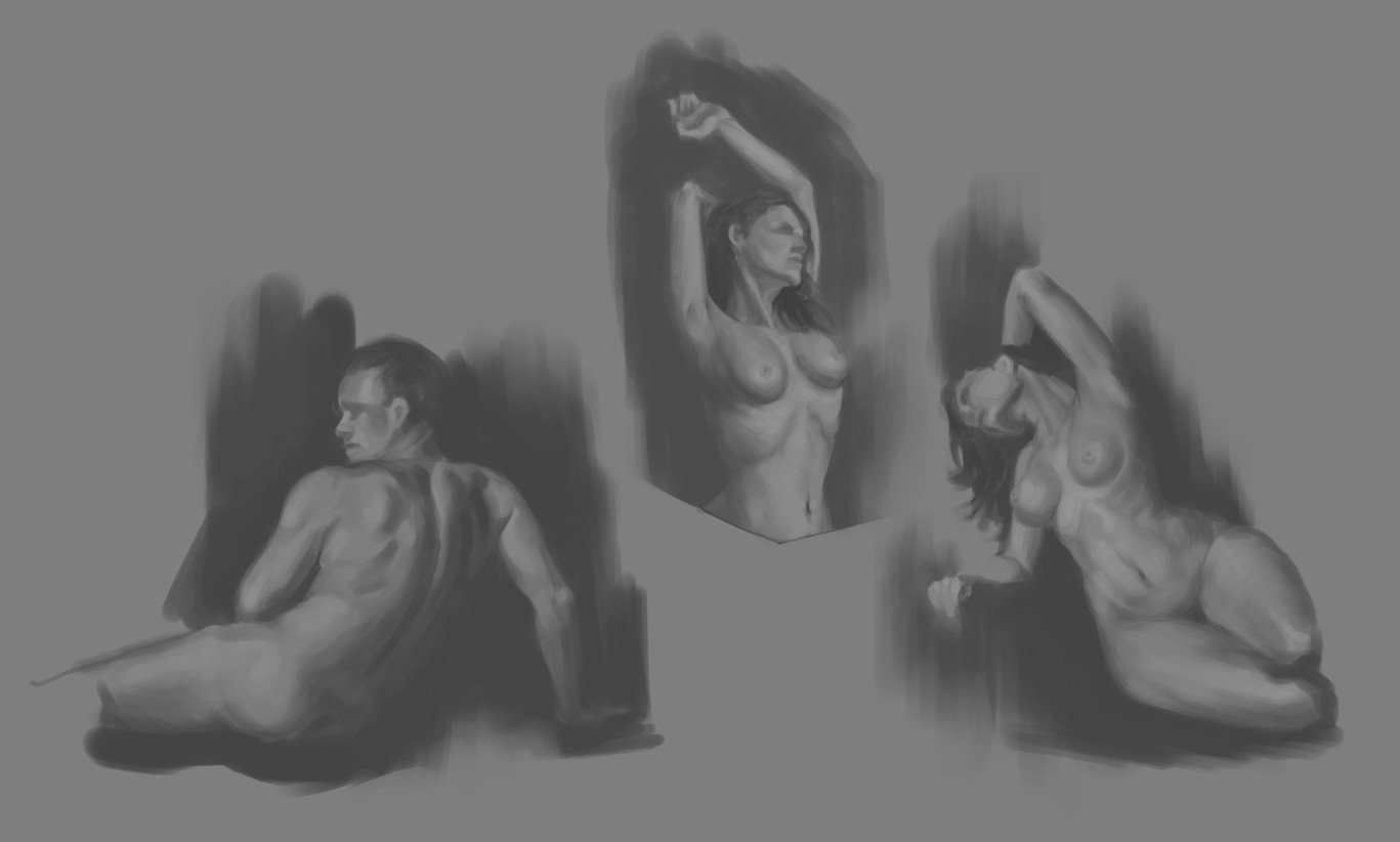 Ryan aquanoctis wheeler lifedrawing