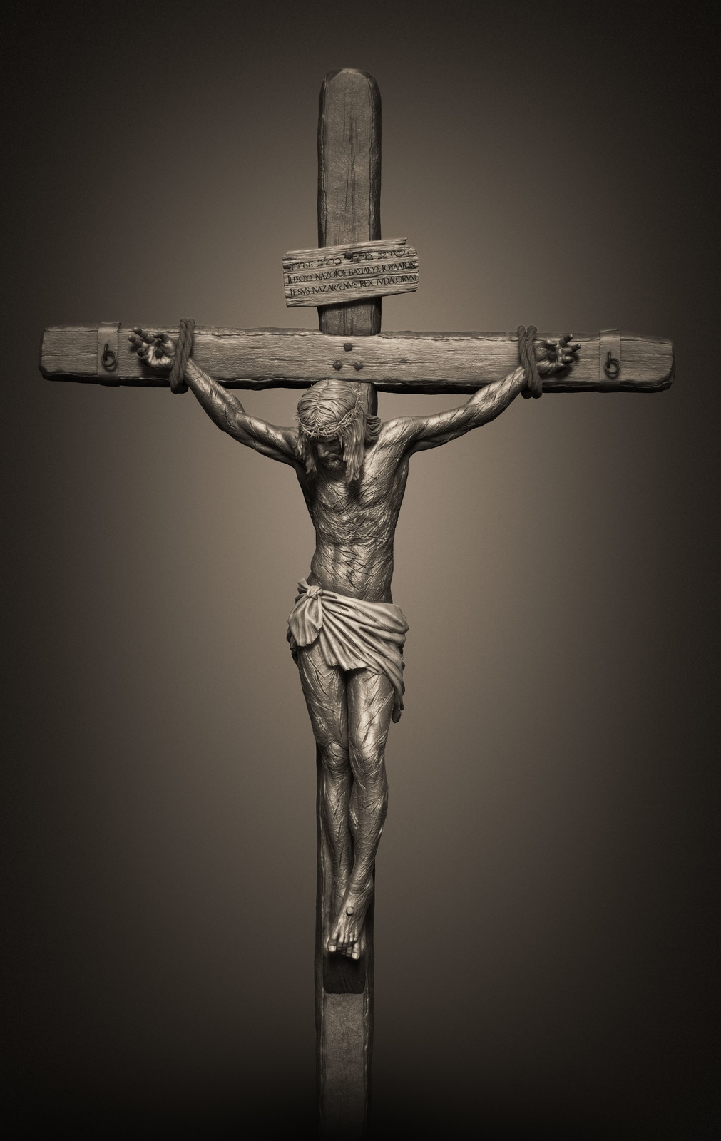 Crucifixion - For All of Us