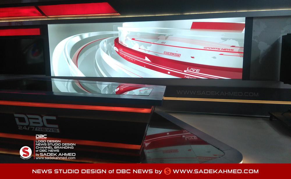 ArtStation - Vizrt | graphics | by SADEK AHMED | +88 01770705474