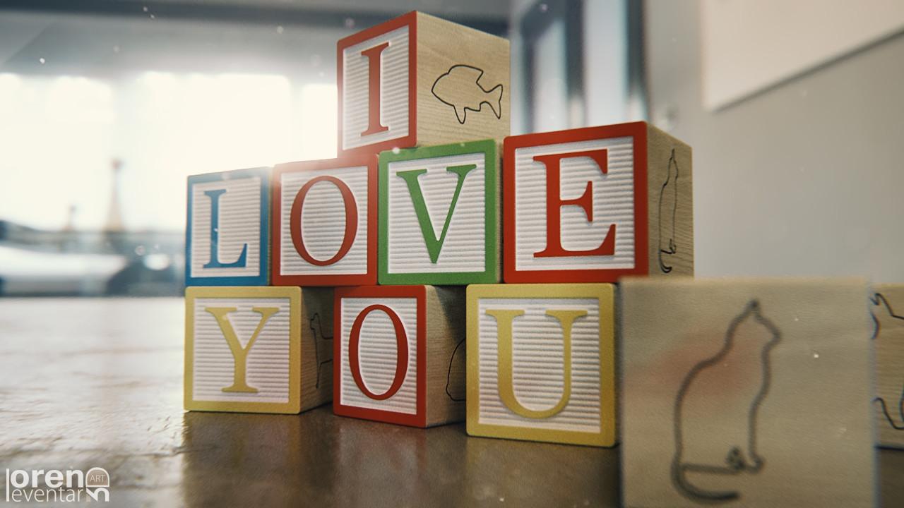 Oren leventar iloveyou