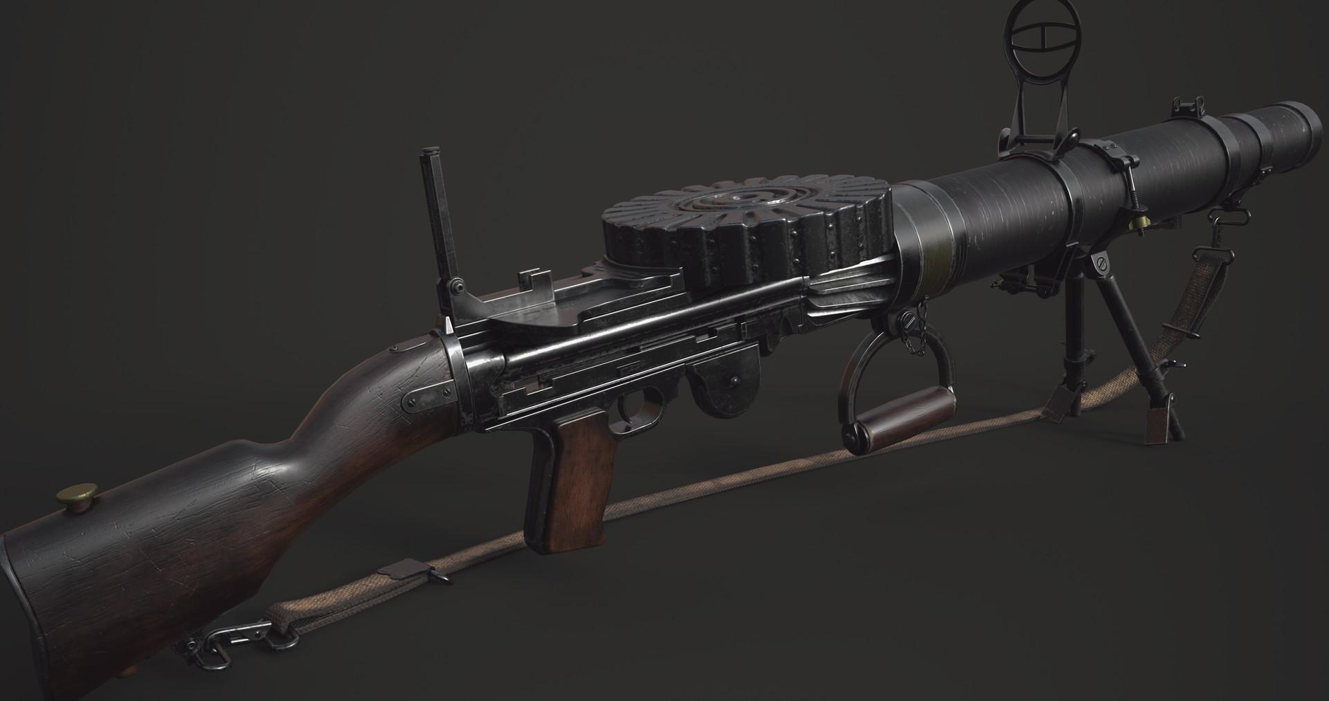 Пулемет льюиса картинки