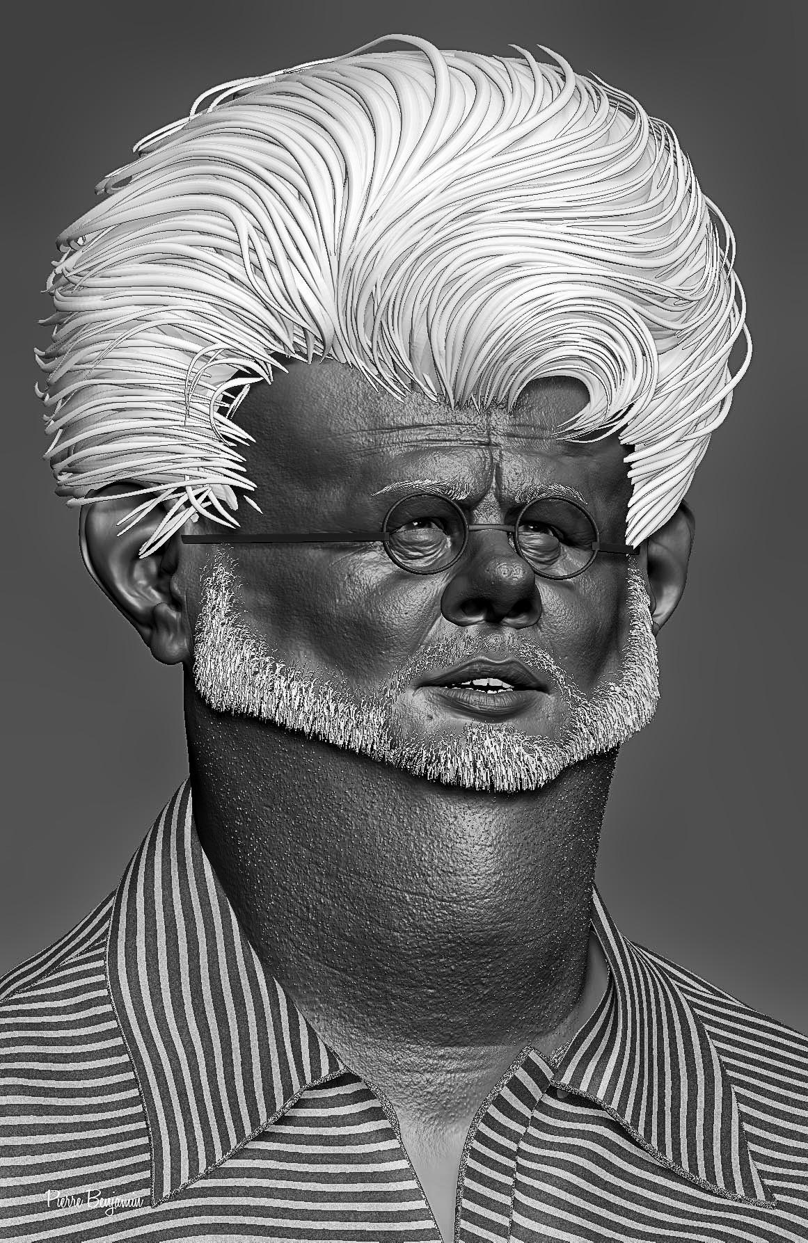 Pierre benjamin georgio