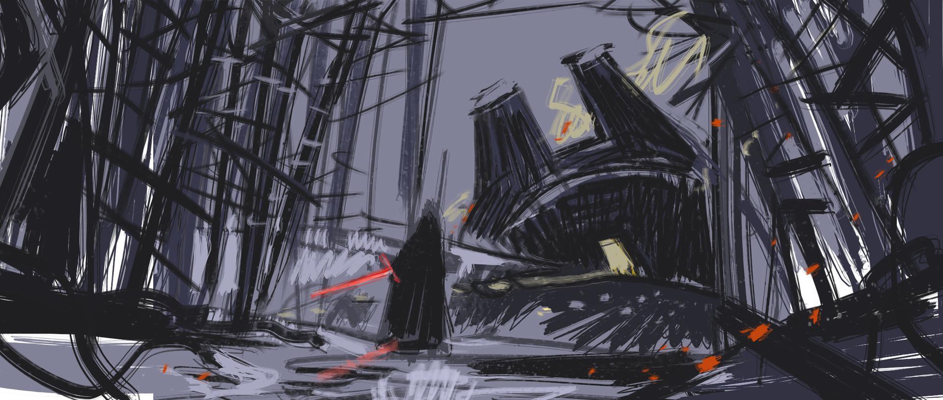 Daniele afferni daniele afferni asc daniele afferni asc starwars7 conceptart pencil