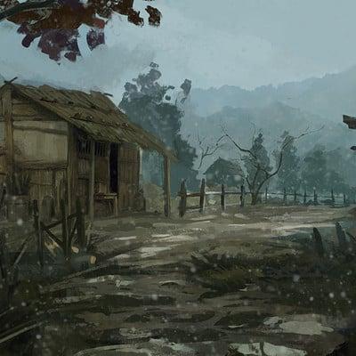 Mateusz michalski samurai vilalge2