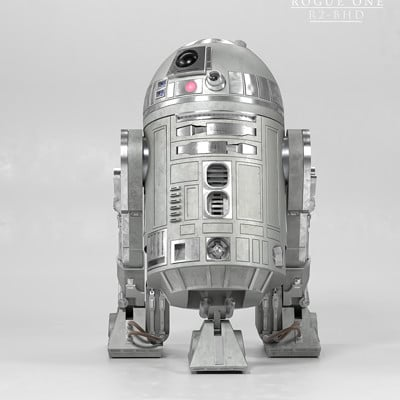 Paul wiz johnson rogue one r2 bhd