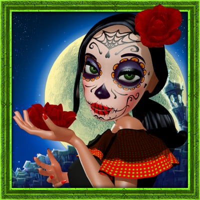 Petar doychev mexican girl ramka 4