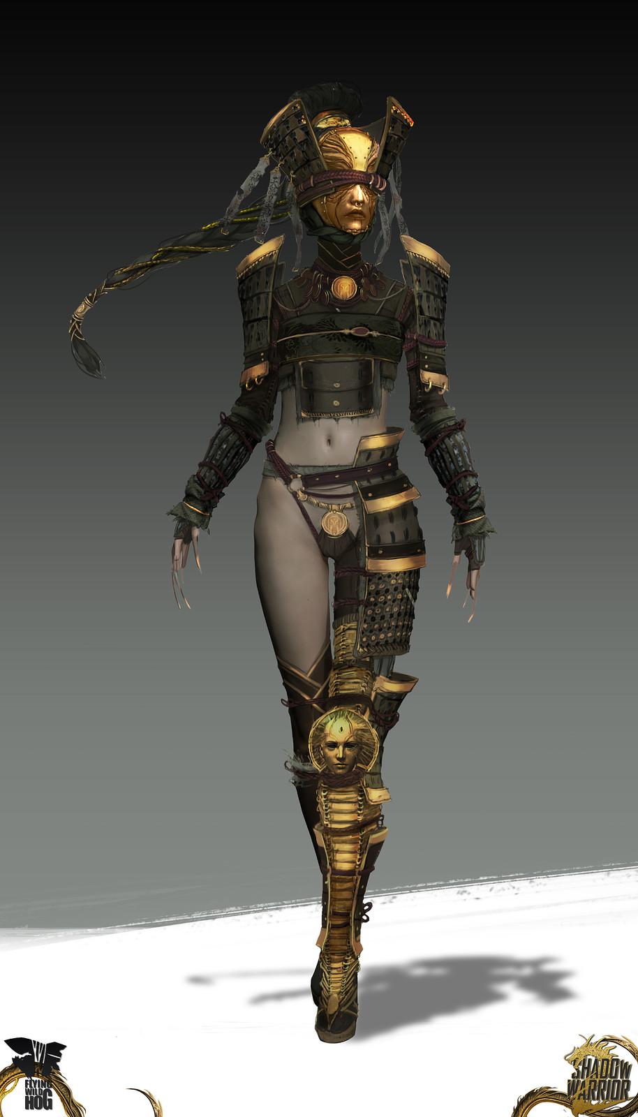 Shadow Warrior 2: Acolyte