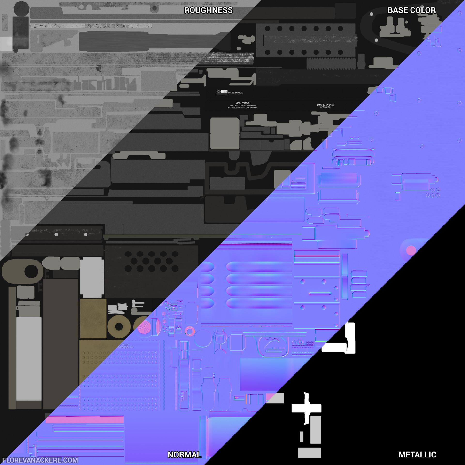 Flore vanackere maps