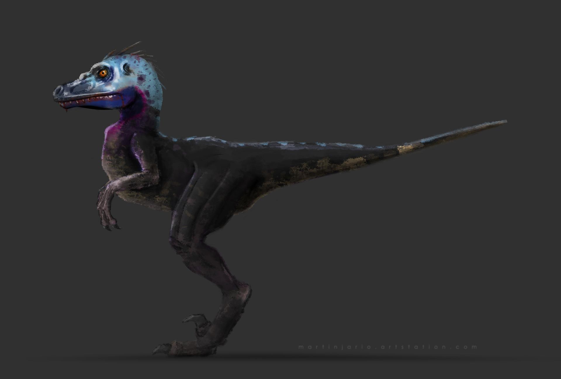 Martin jario martinjario velociraptor 02