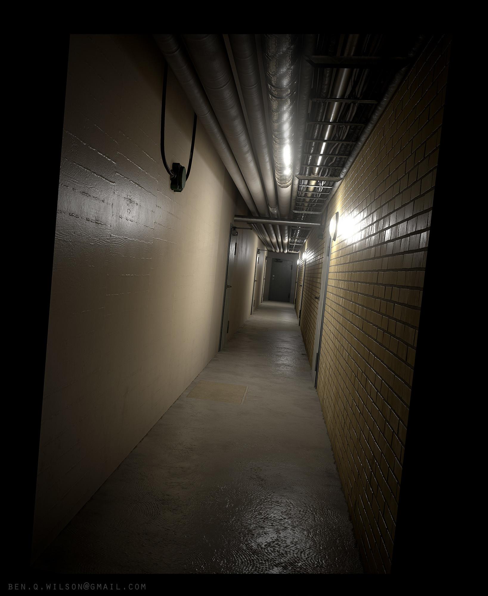 Ben wilson basement screen 01