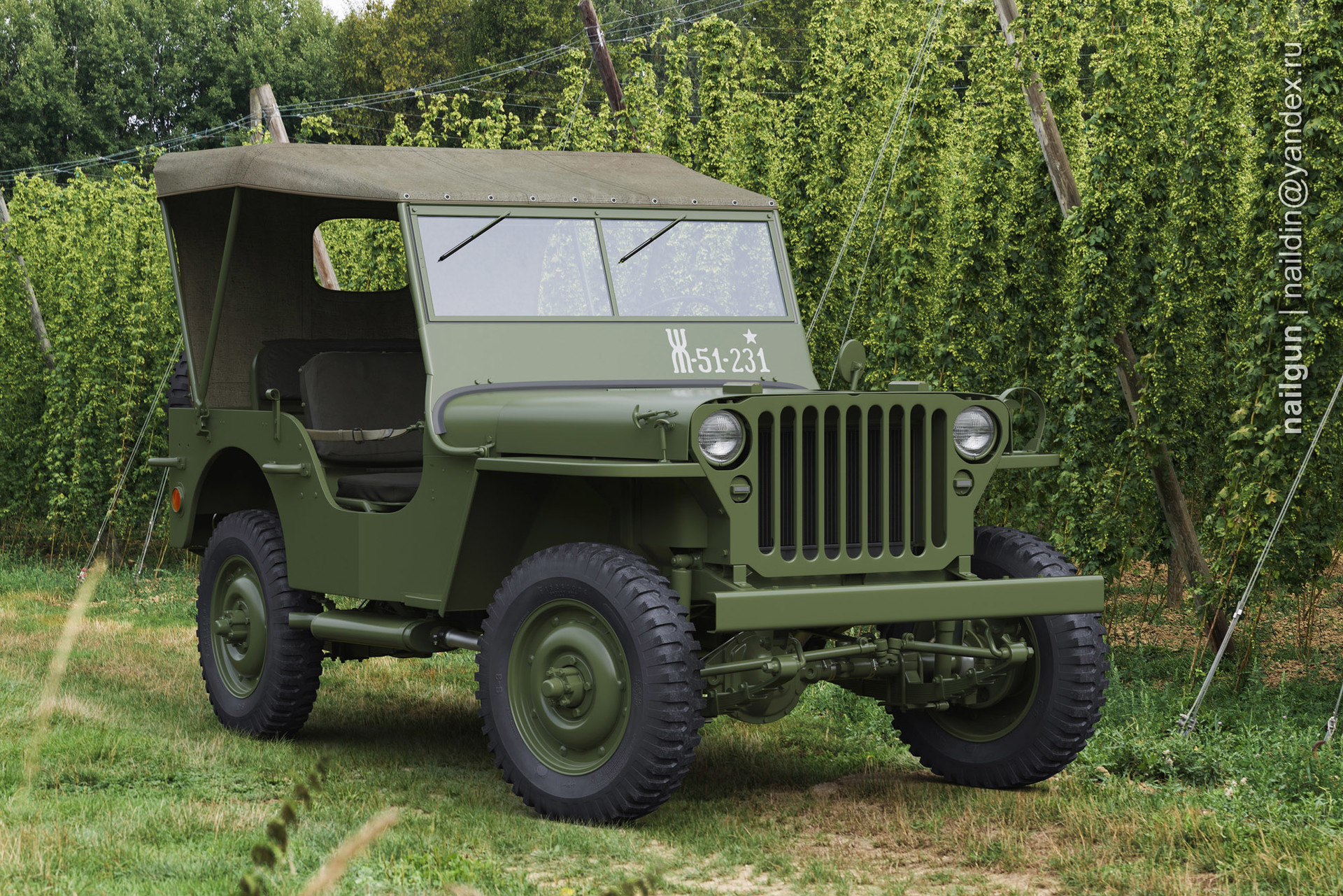 Nail khusnutdinov als 186 010 willys mb central page 3x