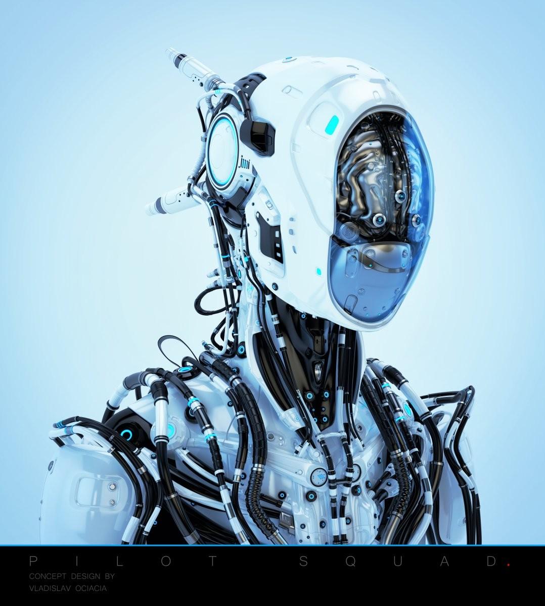 Vladislav ociacia pilot robot squx 11