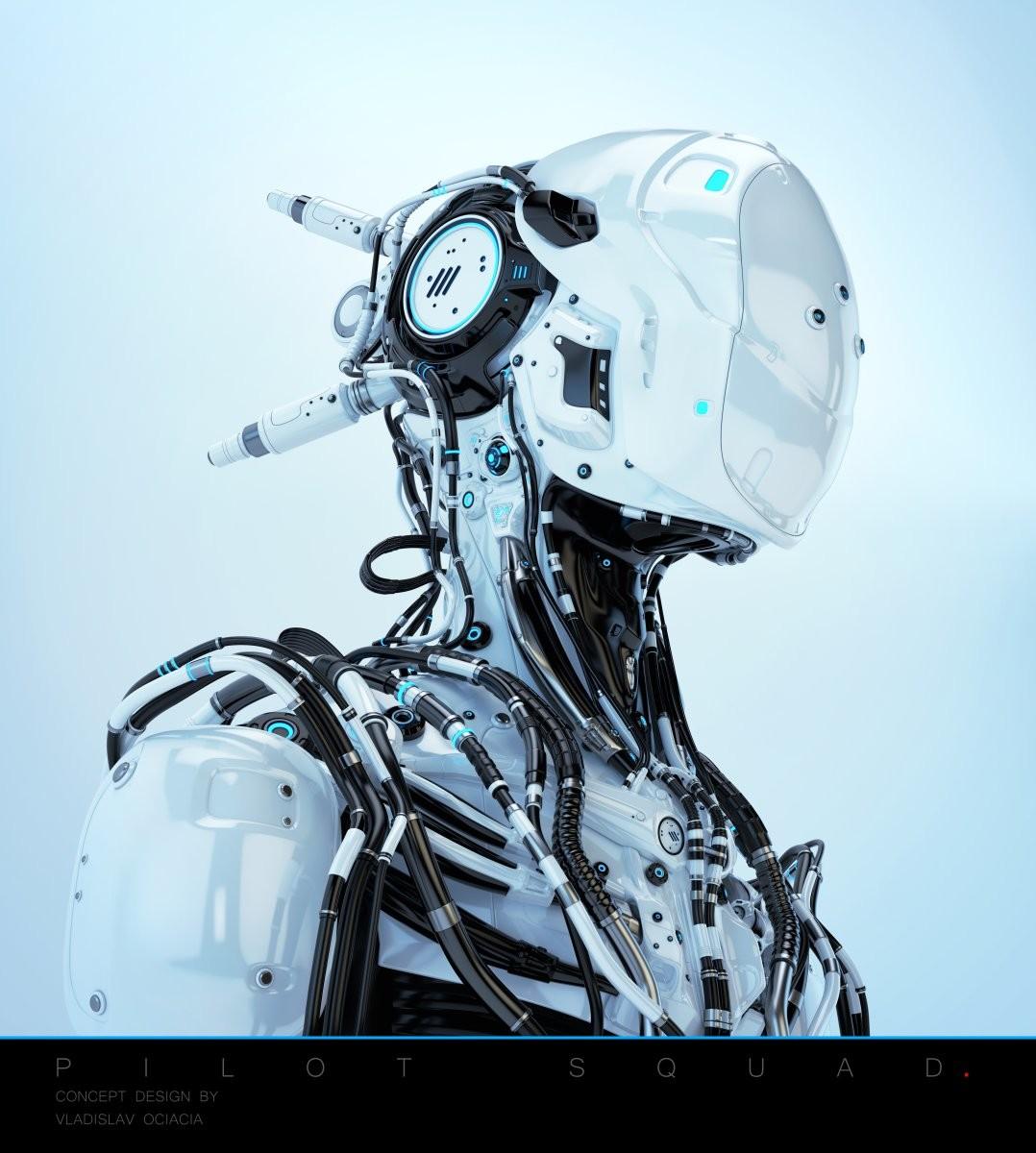 Vladislav ociacia pilot robot squx 6